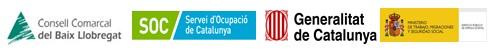 Logotips Consell SOC Gencat Gobierno