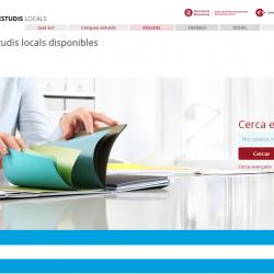 Imatge web estudis locals