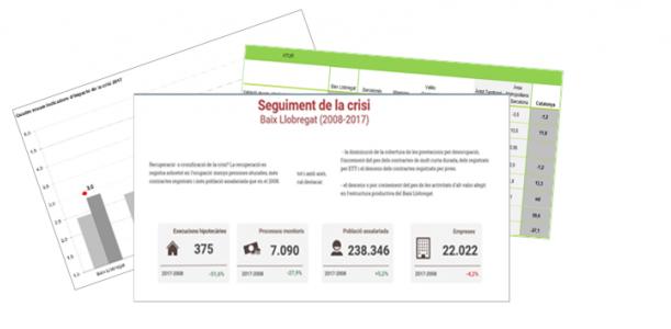 Imatge informe de seguiment de la crisi 2017