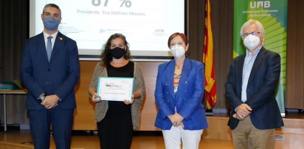 Fotografia: Universitat Autònoma de Barcelona