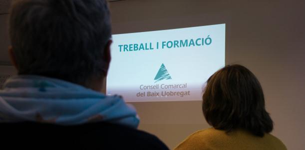Les persones participants del programa Treball i Formació comencen el mòdul formatiu del projecte