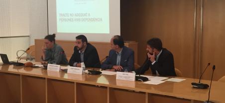 Plenari de la Taula de Serveis Socials del Baix Llobregat