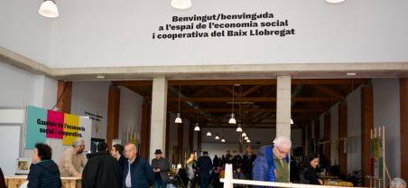 Segona Fira de l'Economia Social i Cooperativa del baix Llobregat