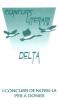 Imatge de la primera edició del premi literari delta